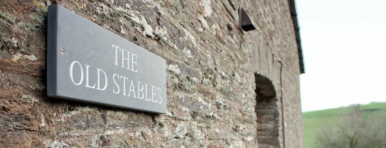 The Old Stables, Stokenham