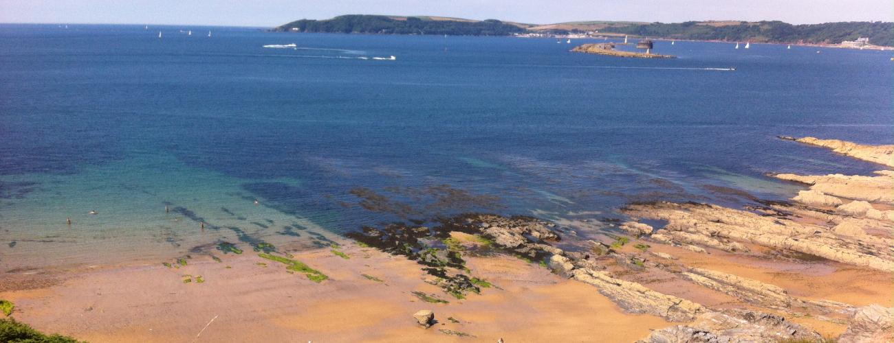 Artist's View, Bovisand, Devon