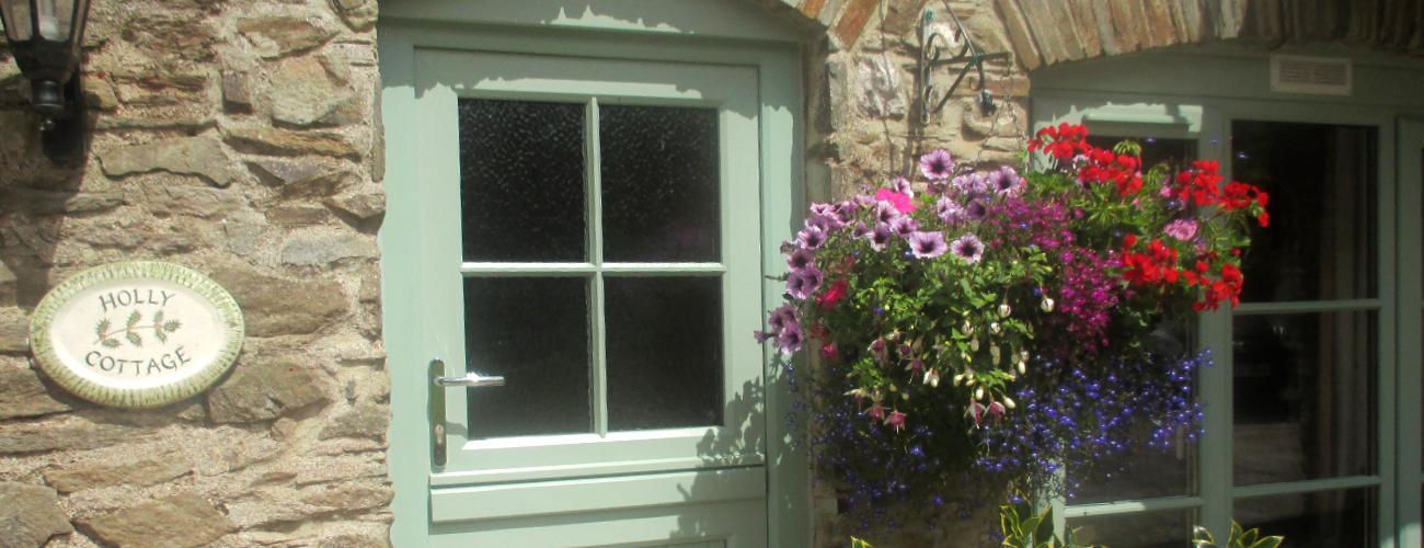 Holly Cottage Front Door